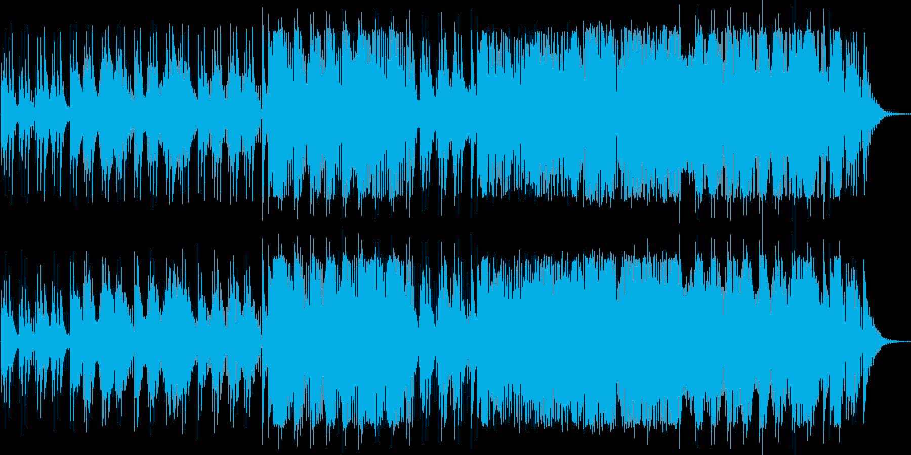 シネマティック サスペンス 説明的...の再生済みの波形