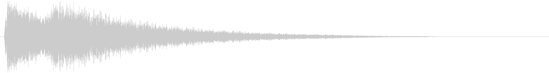 ビシャーンの未再生の波形