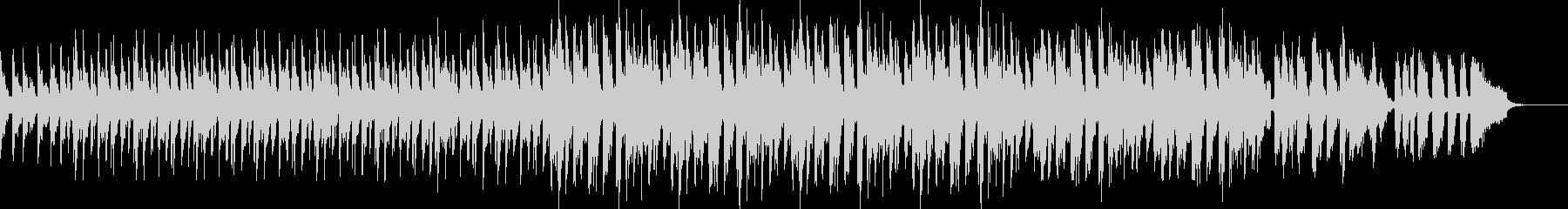 ハイテンポスウィングベース抜きverの未再生の波形