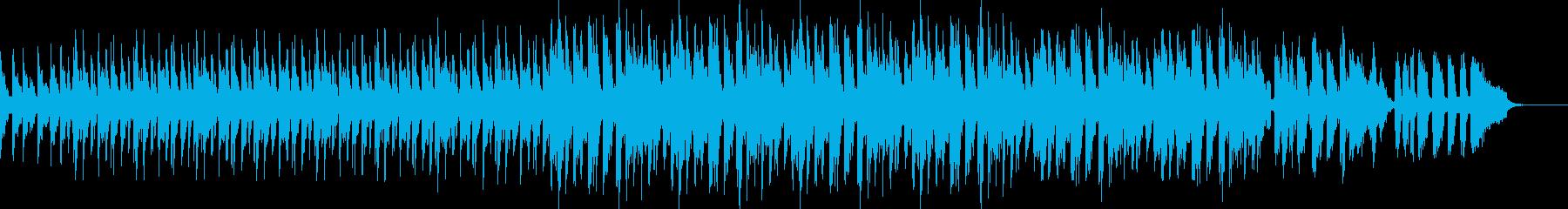 ハイテンポスウィングベース抜きverの再生済みの波形