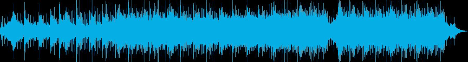 ポップ テクノ モダン 代替案 ア...の再生済みの波形