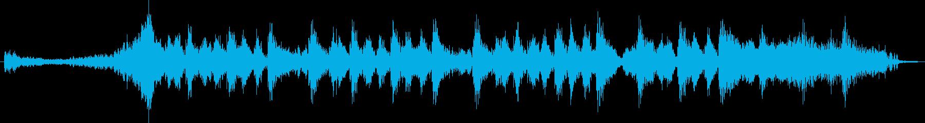 奇妙な音で英雄的な方法で面白い  ...の再生済みの波形