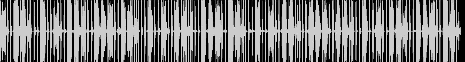 ボイスパーカッション・ビートボックス_6の未再生の波形