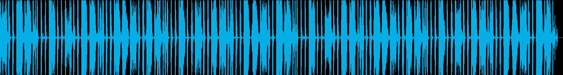 ボイスパーカッション・ビートボックス_6の再生済みの波形