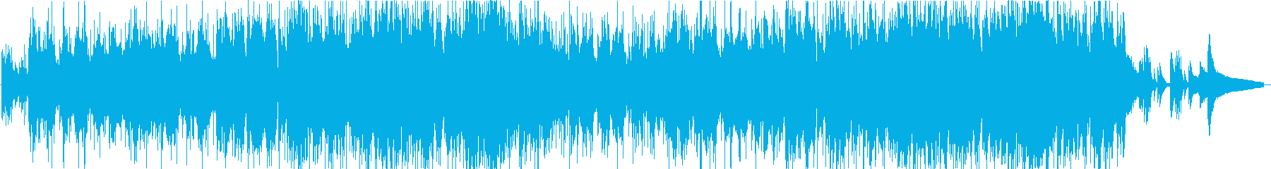【生演奏】バイオリンで奏でる優しい曲の再生済みの波形