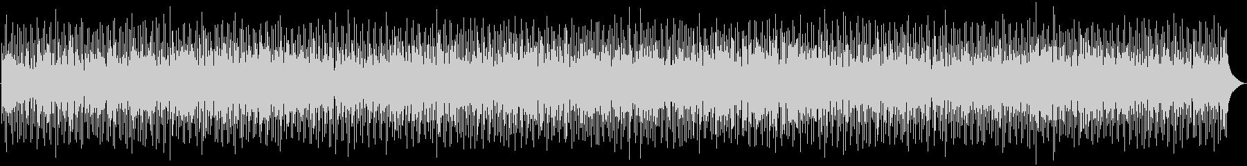 超速いジャズサンバの未再生の波形