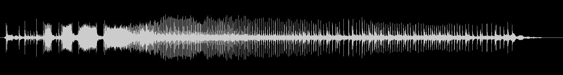 ワードローブ、開いた、長い、非常に...の未再生の波形