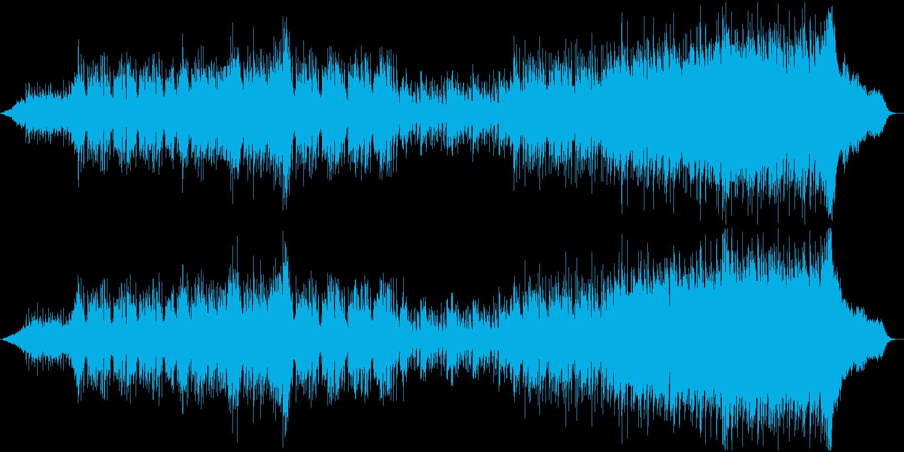 変拍子 分析 機械 アプリ 映像用の再生済みの波形