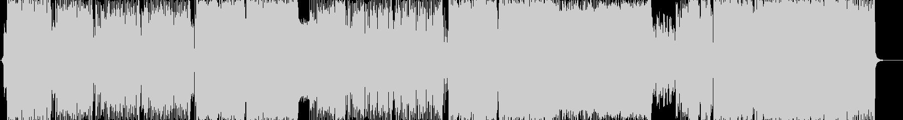 HIMITSUスパークの未再生の波形