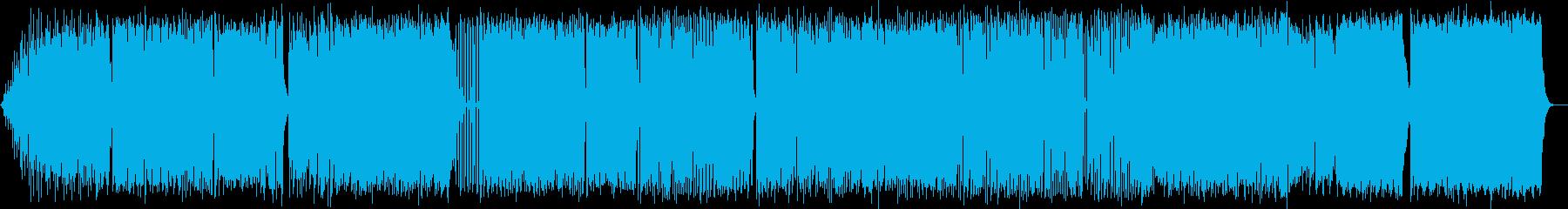 クリスマス センチメンタル アクシ...の再生済みの波形