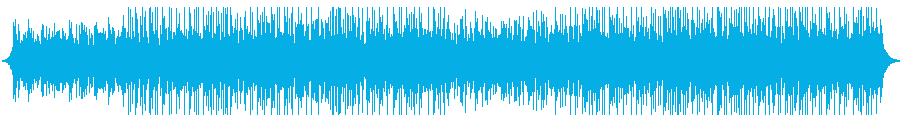 科学技術の再生済みの波形
