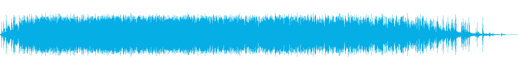中聴衆の拍手;ヴィンテージ録音;群...の再生済みの波形