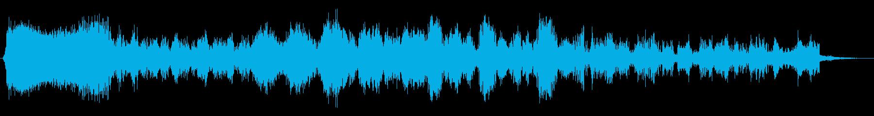 エナジーアークガン:ロングブラスト...の再生済みの波形
