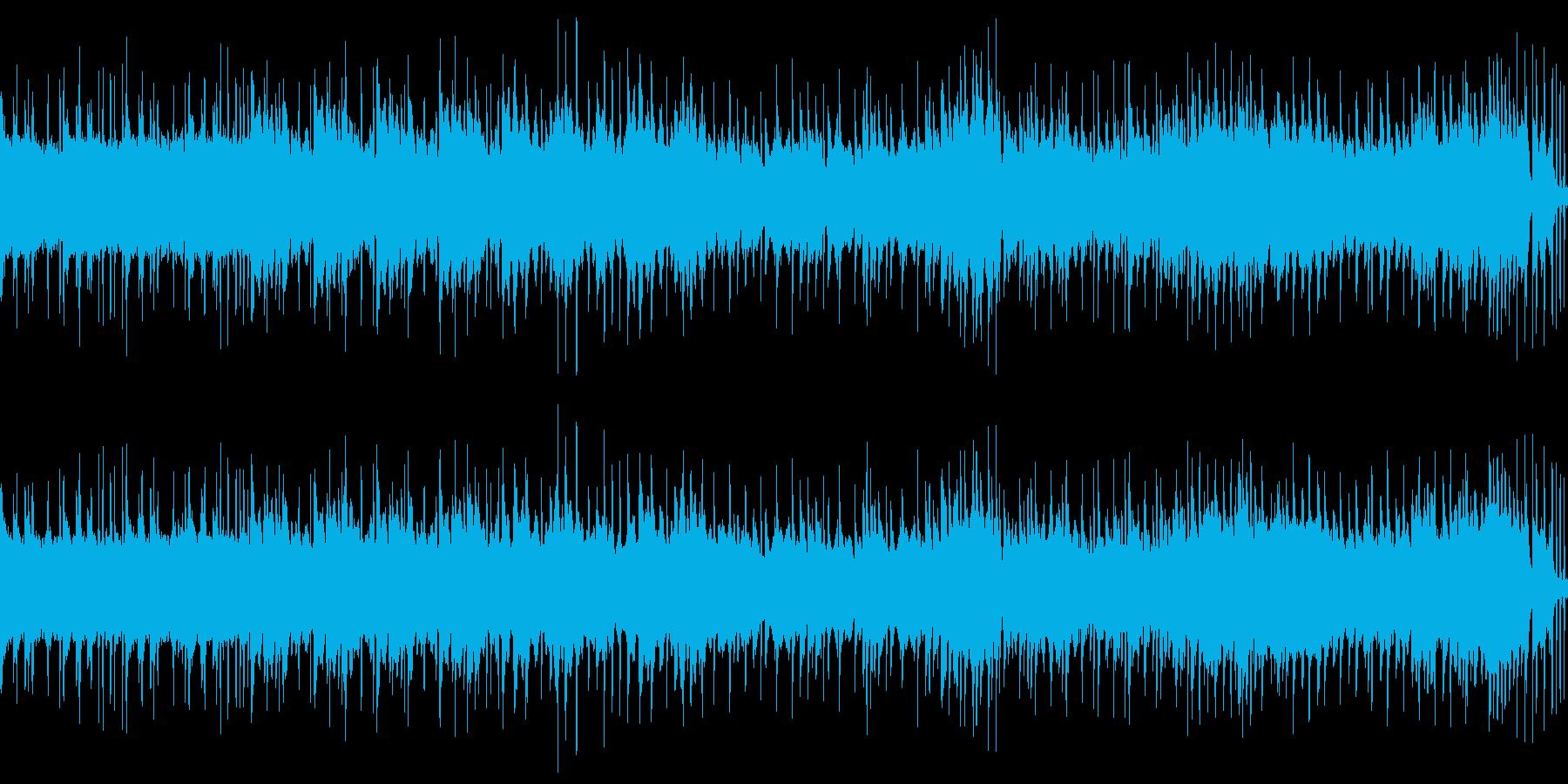 8bit 勇壮ポップファンタジー ループの再生済みの波形