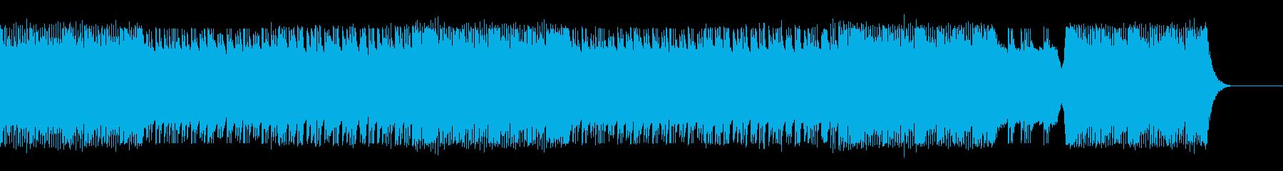 民族系/重低音/808/動画向き/#2の再生済みの波形