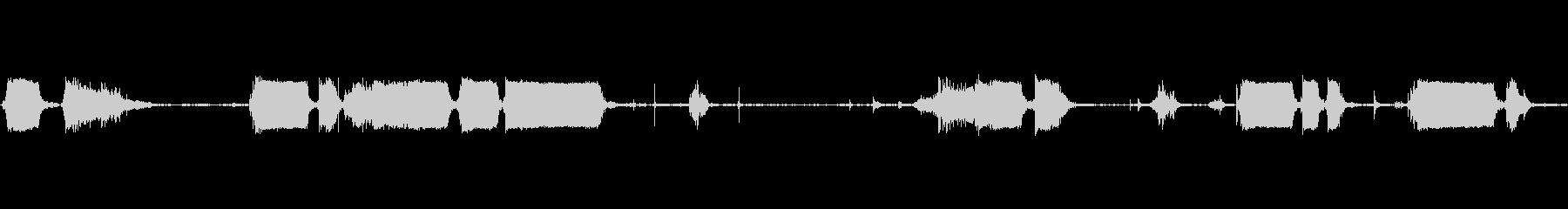 マシン、Dril1;ハンドドリルは...の未再生の波形