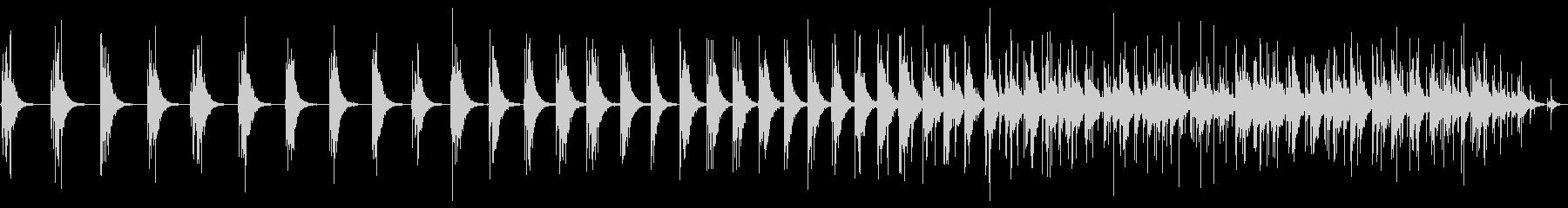 スモールスタジオオーディエンス:女...の未再生の波形