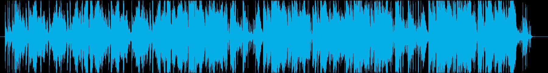 ポップ テクノ 実験的な コーポレ...の再生済みの波形