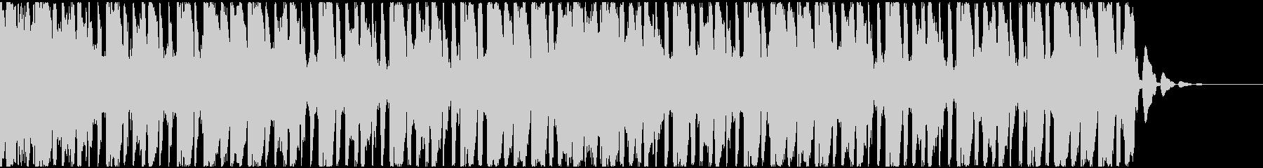 【EDM】トランス、ジングル4の未再生の波形