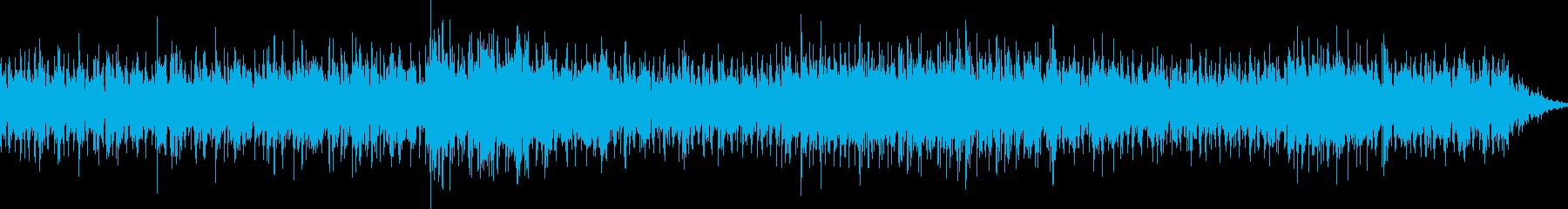 トリプレット。 60年代の音。の再生済みの波形