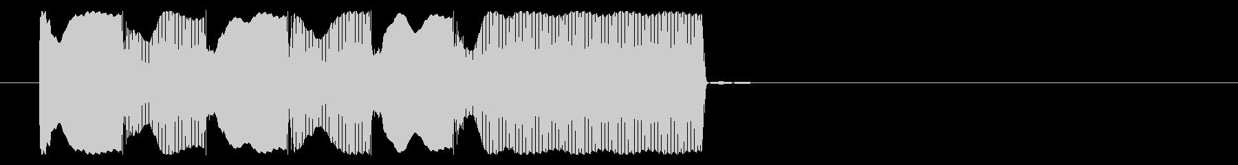 正解 ピンポンピンポンピンポーン クイズの未再生の波形