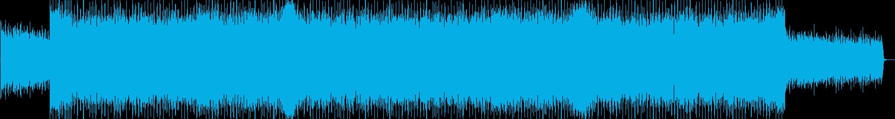 Moveの再生済みの波形
