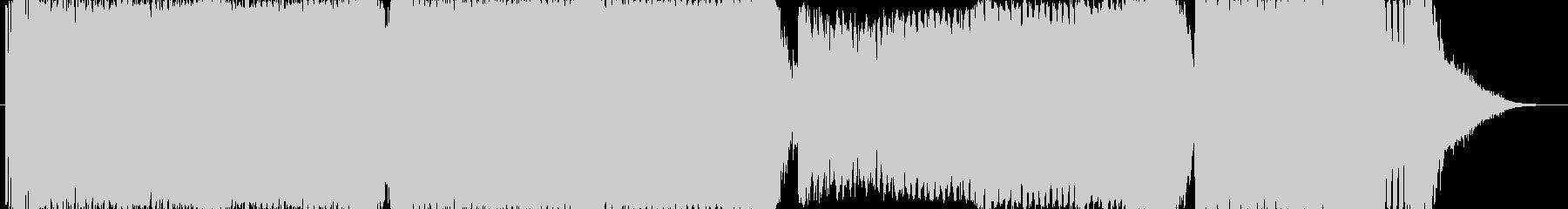 近未来感・疾走感のあるBGM/音ゲー等2の未再生の波形