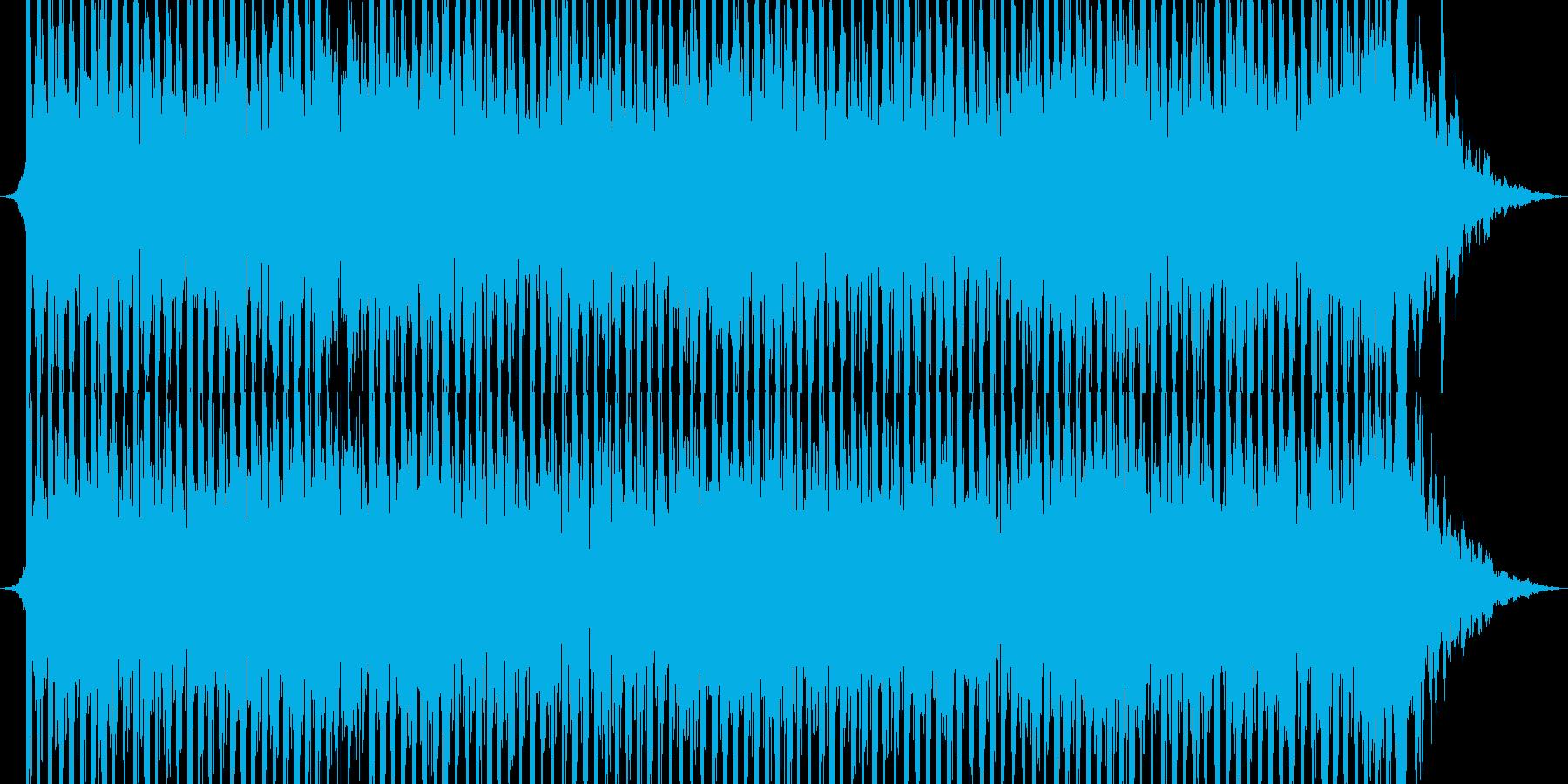 No main sound / Fighting spirit x Sexy EDM_ Flashy's reproduced waveform