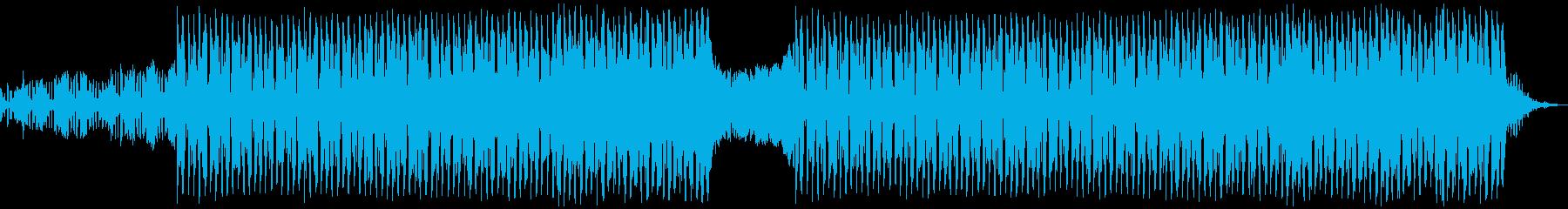 未来 テクノロジー ディスコ ダン...の再生済みの波形