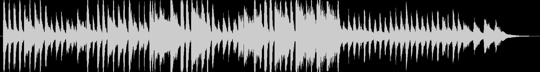 ジングル - ニコニコスマイルの未再生の波形