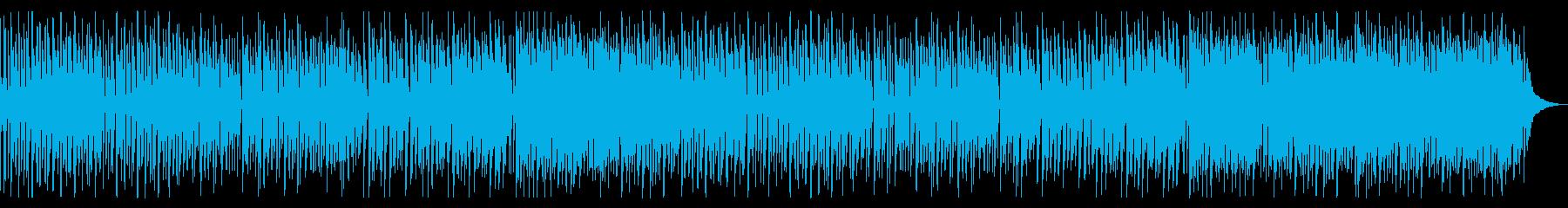 ノリノリなディスコの再生済みの波形