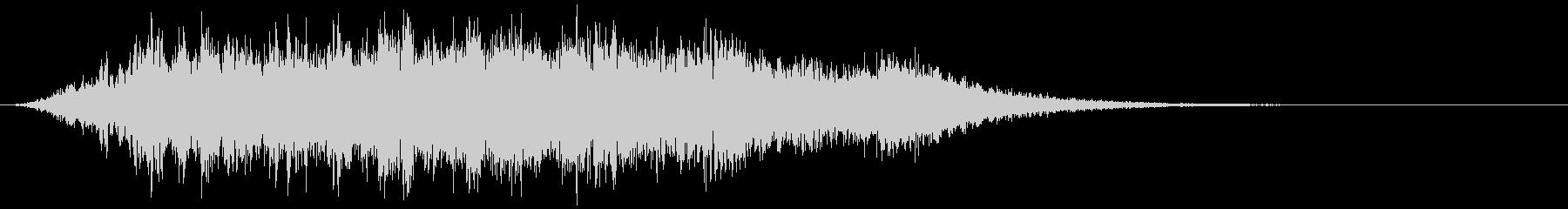 【ホラー】SFX_39 奇妙の未再生の波形