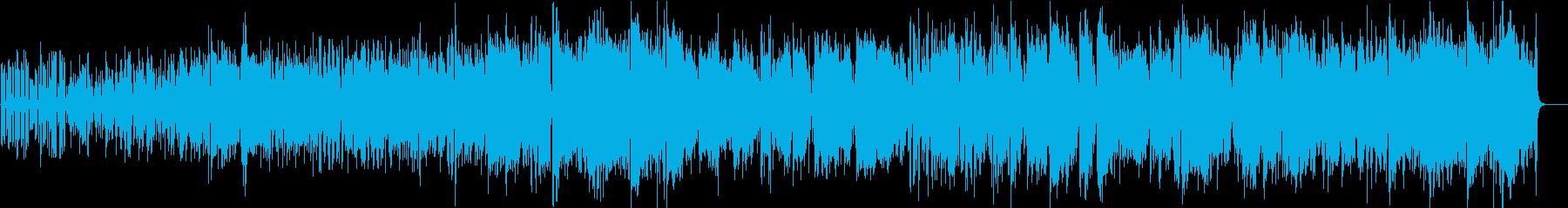 ジャズ楽器。複雑で洗練された、クー...の再生済みの波形