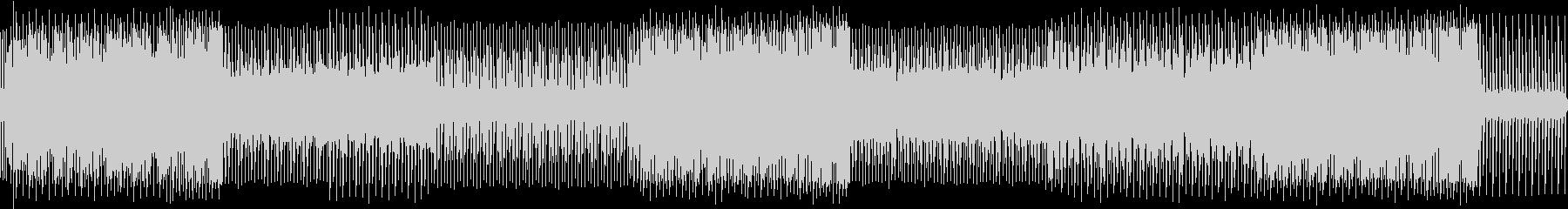 和風 EDM  ラウンジ 三味線 琴の未再生の波形