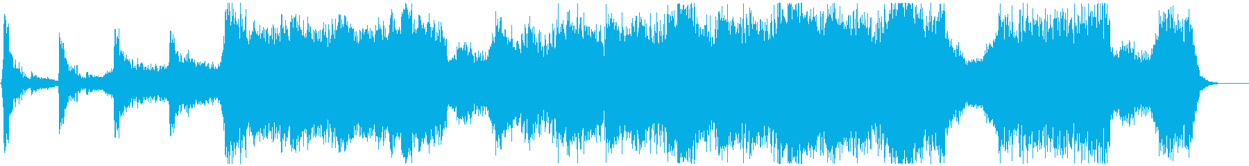 ハリウッド・トレーラー・予告編・ダークの再生済みの波形