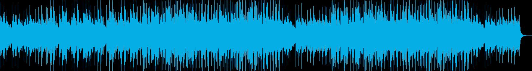 R&B、チル系、癒しのスムースジャズの再生済みの波形