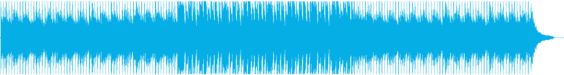 シンプルなアコギポップ、明るく爽やかの再生済みの波形