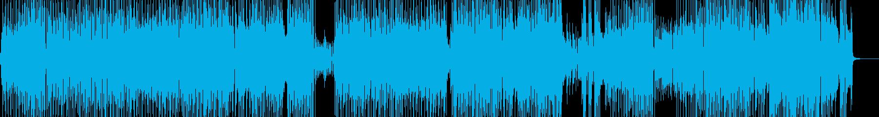 パステル調・ゆるふわメルヘンポップA+★の再生済みの波形