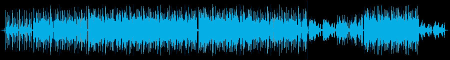 Lo-Fiビート チル 深夜 勉強の再生済みの波形