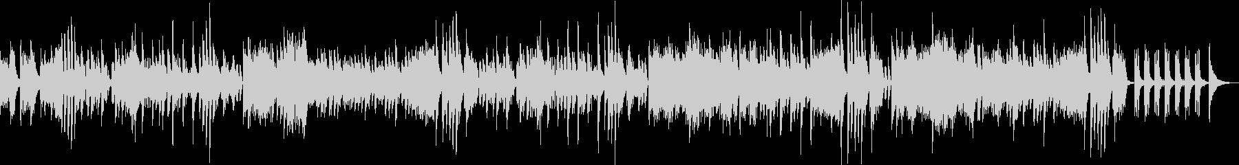 空間的で明るく軽いクラシック名曲カバー の未再生の波形