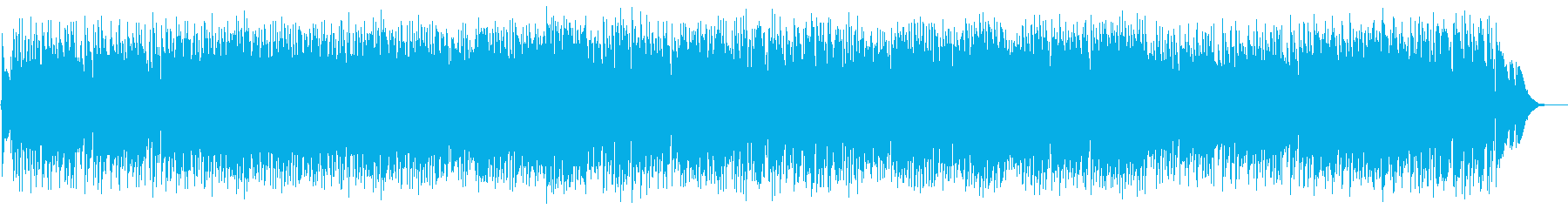 Doggy's Waltz (F. Chopin) Jazz's reproduced waveform