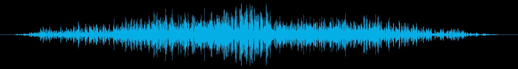 ワーム モンスター ゲーム 敗北時の再生済みの波形
