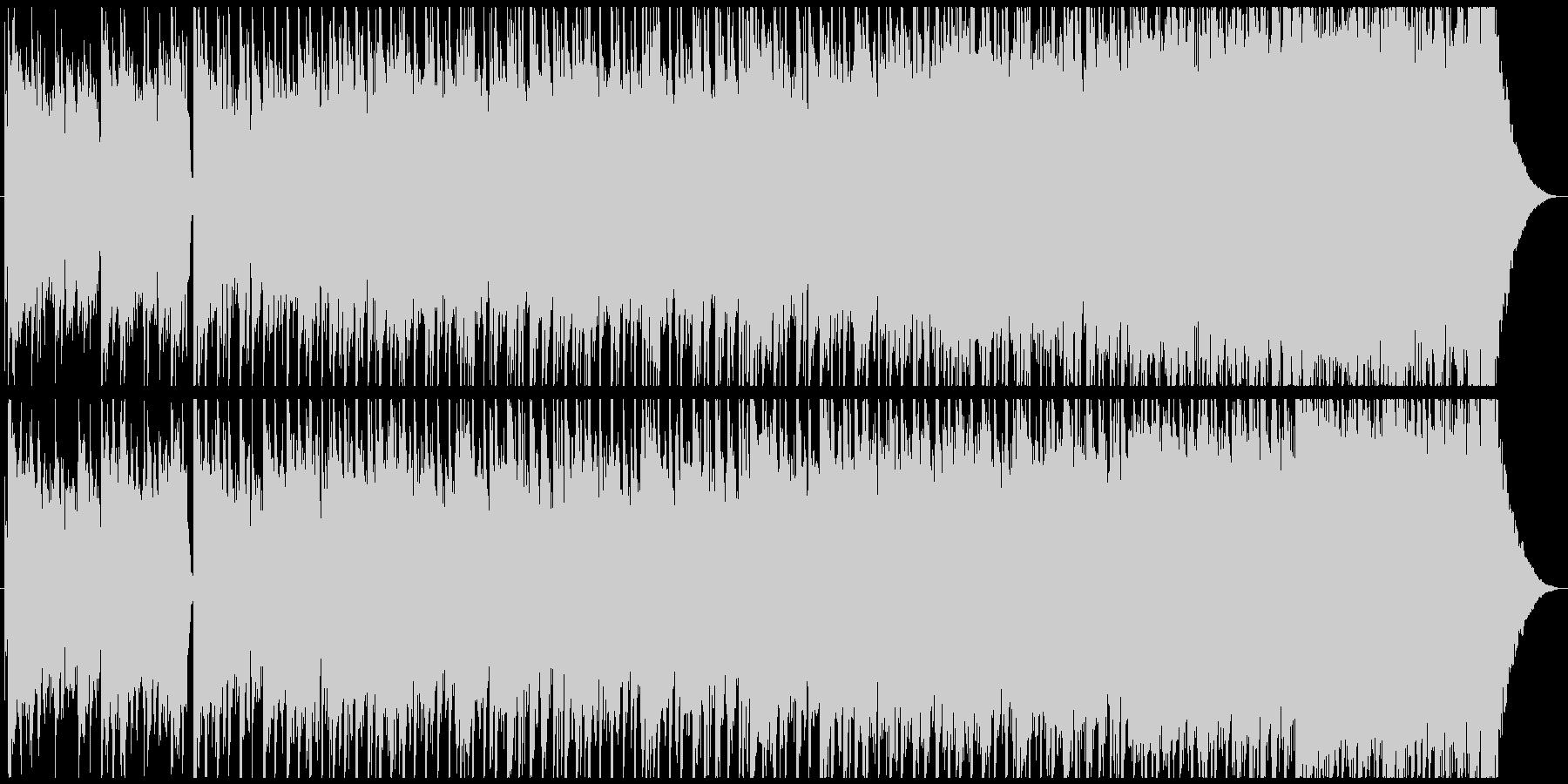 ポップ ロック アクティブ 明るい...の未再生の波形