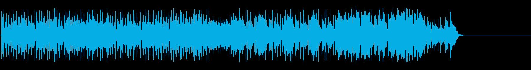 店内向けのポップ ロック(サビ~A~…)の再生済みの波形