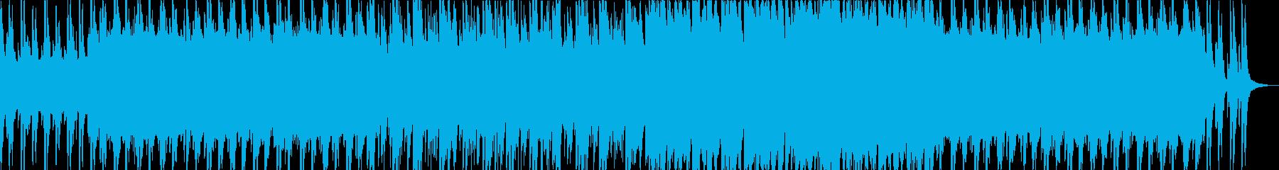 ISLAND三味線響く沖縄や奄美民謡の再生済みの波形