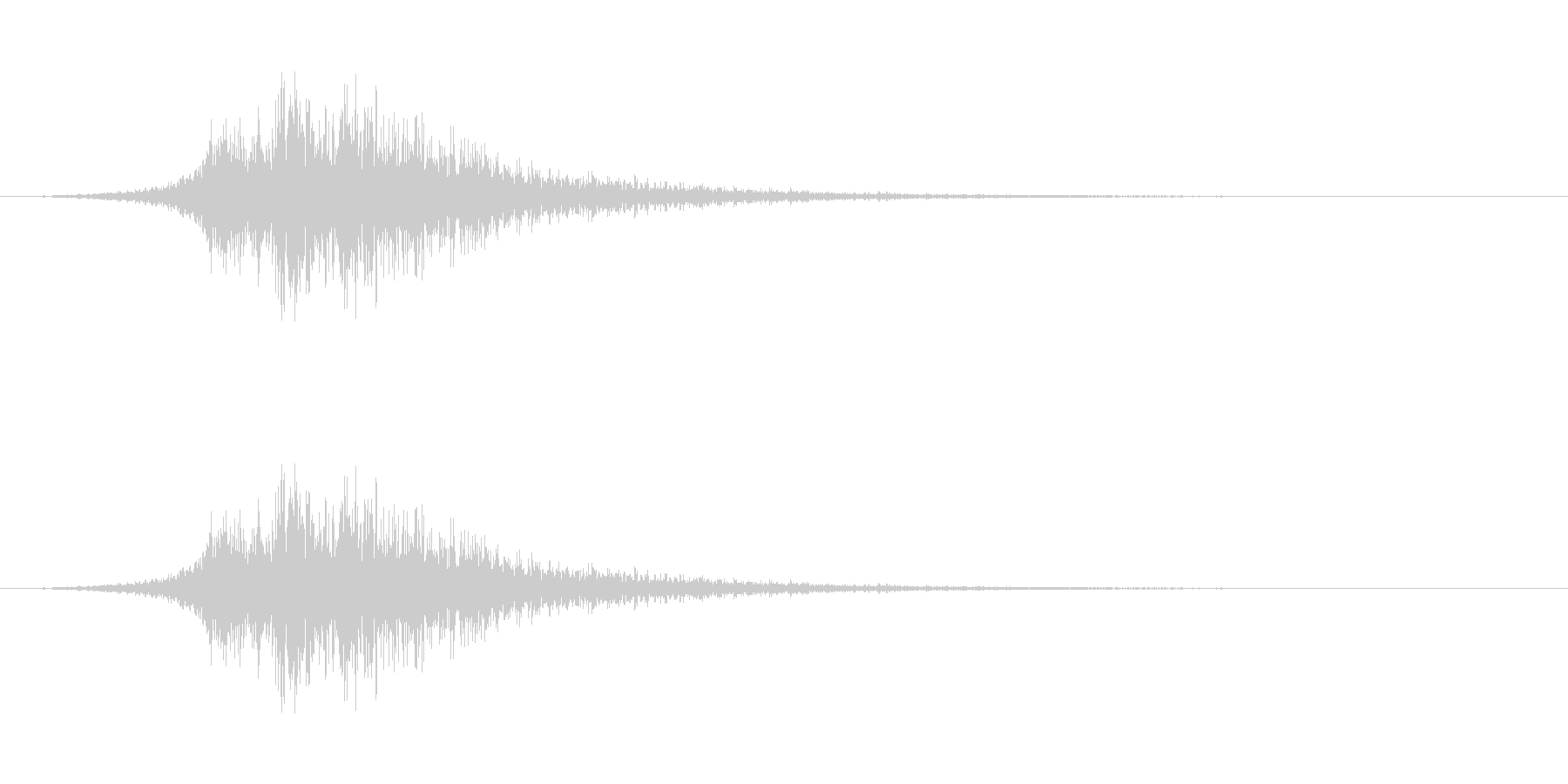 シューッという音EC02_59_2の未再生の波形
