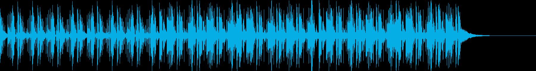 Pf「診断」和風現代ジャズの再生済みの波形
