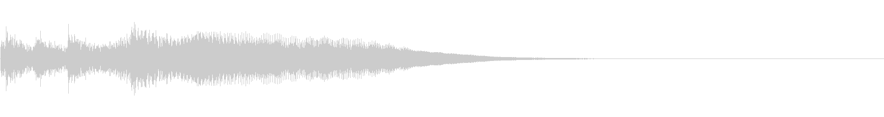 アイキャッチ 27の未再生の波形
