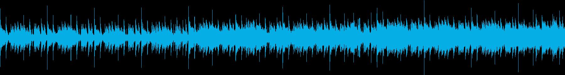 疾走感のあるギターソロポップループの再生済みの波形