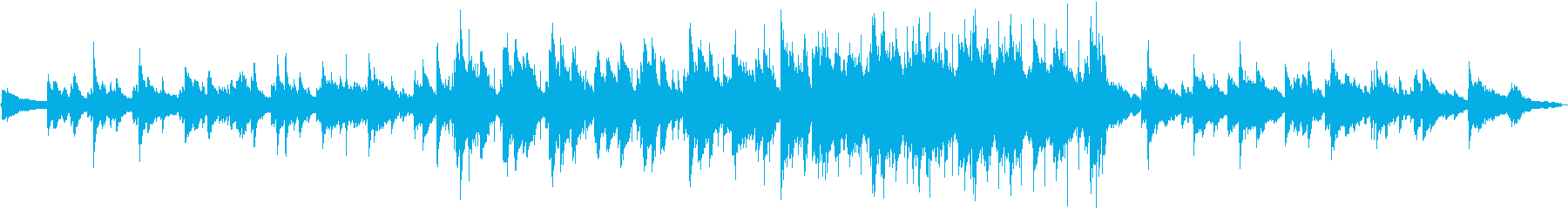 動画 感情的 希望的 やる気 ビデ...の再生済みの波形